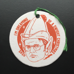 2020 Dwight Schrute Christmas Ornament